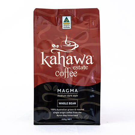 Magma 225g whole bean