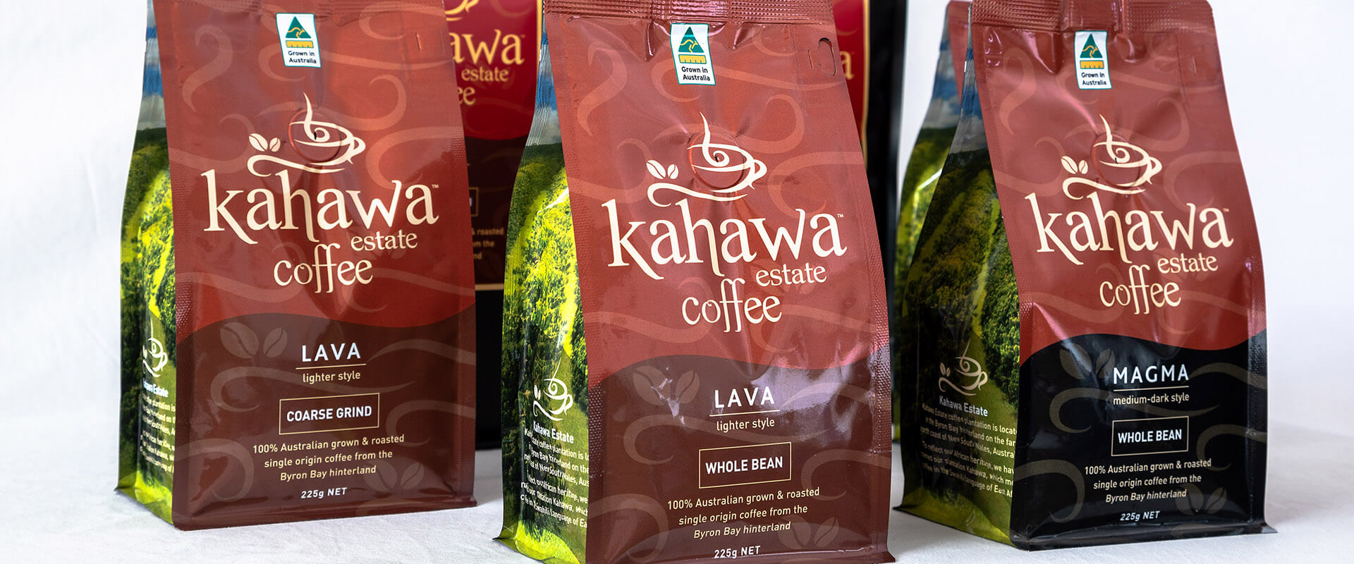 Kahawa Estate Coffee